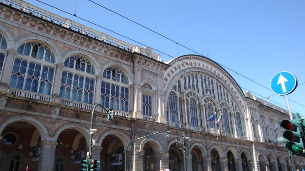 3d agency stazione porta nuova torino to - Libreria feltrinelli porta nuova torino ...